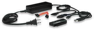 Manhattan Hi-Speed USB 2.0 > SATA/IDE konvertor