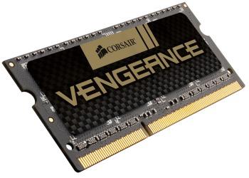 Corsair Vengeance 4GB 1600MHz DDR3, CL9 1.5V SODIMM, XMP