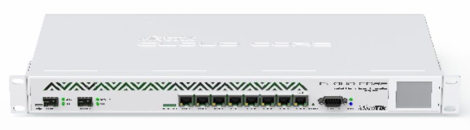 MikroTik CCR1036-8G-2S+ L6 36xCore 1.2GHz 4GB RAM, 8xGig LAN, 2xSFP+ 10GbE