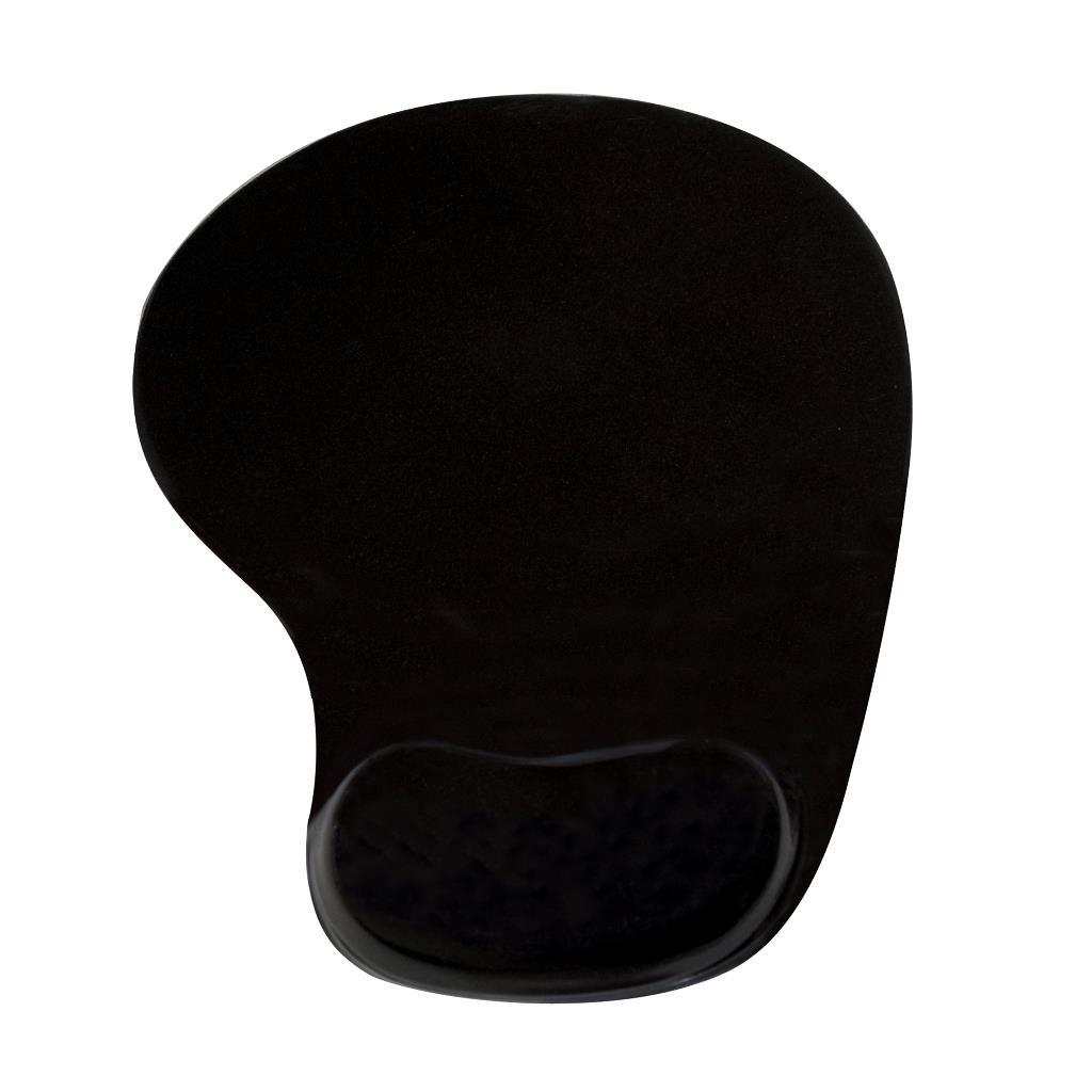 VAKOSS Gel Podložka pod myš PD-424 černá /220 x 200 x 20 mm/