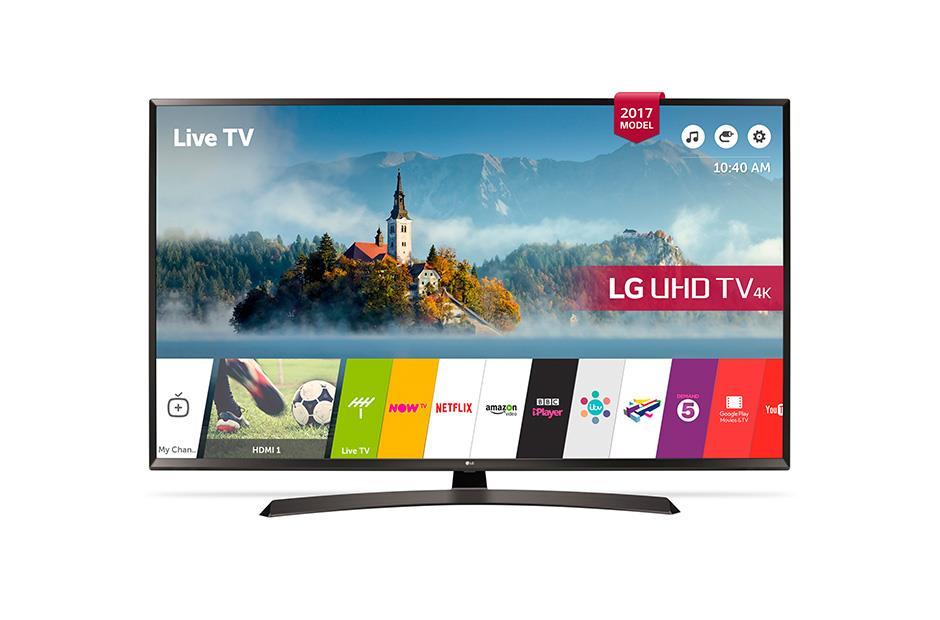 Television LG 65UJ634V