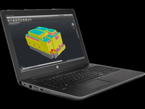 HP ZBook 15 G3 i7-6700HQ 15.6 FHD 8GB 256SSD Quadro M1000M W7P+W10P ENG