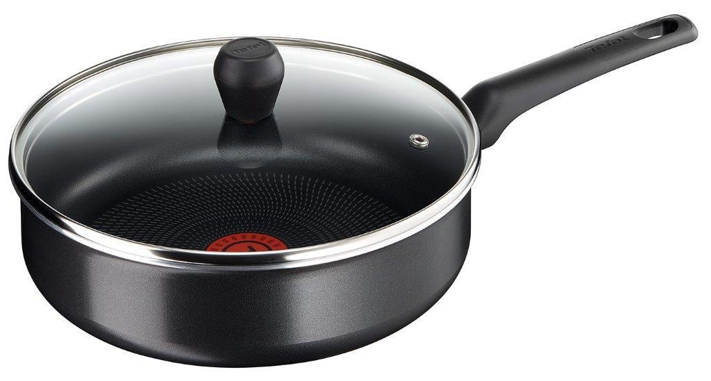 Frying pan Tefal B3093242 Invissia with lid | 24 cm