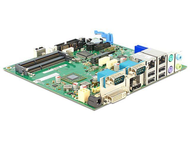Delock Mainboard Fujitsu D3313-S2 INDUSTRIAL MINI ITX