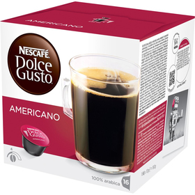 Kapsle Nescafé Dolce Gusto Americano