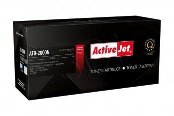 Toner ActiveJet ATB-2000N | černý | 2500 str. | Brother TN-2000
