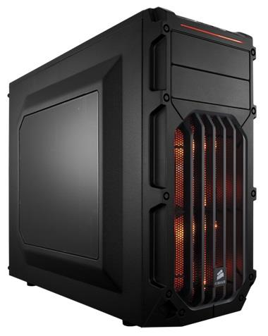 Corsair PC skříň Carbide Series™ SPEC-03 ORAN. LED Mid Tower Gaming,větrák 120mm