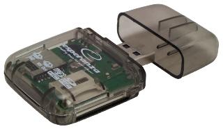 Esperanza EA132 Čtečka karet All-in-One USB 2.0