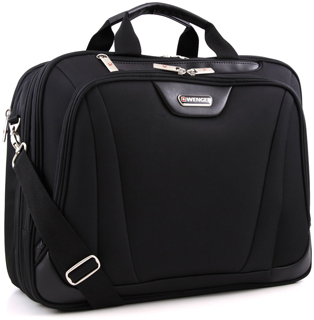 Laptop bag Wenger business triple compartment 17''