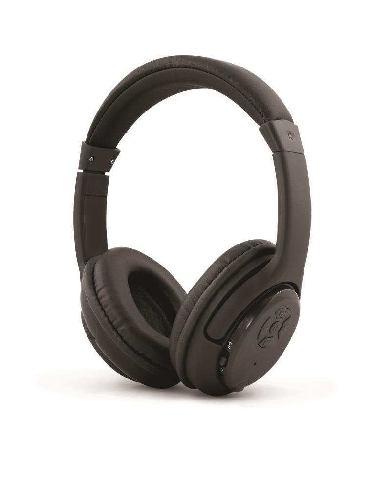 Esperanza EH163K LIBERO Bezdrátová Bluetooth 3.0 stereo sluchátka, černá