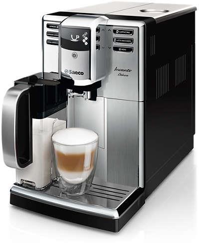Coffee machine Saeco HD8921/09 Incanto Deluxe