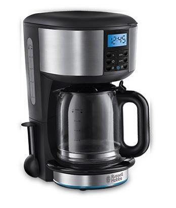 Coffee machine Russell Hobbs 20680-56   black-silver
