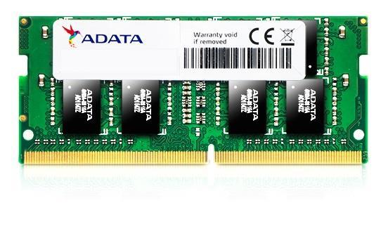 ADATA Premier Series DDR4, 4GB, 2400MHz SO-DIMM CL17 bulk