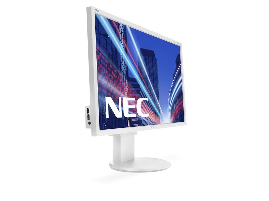 NEC LCD EA245WMi 24'' LED IPS,6ms,VGA/DVI/HDMI/DP,USB,repr,1920x1200,HAS,pivot,b