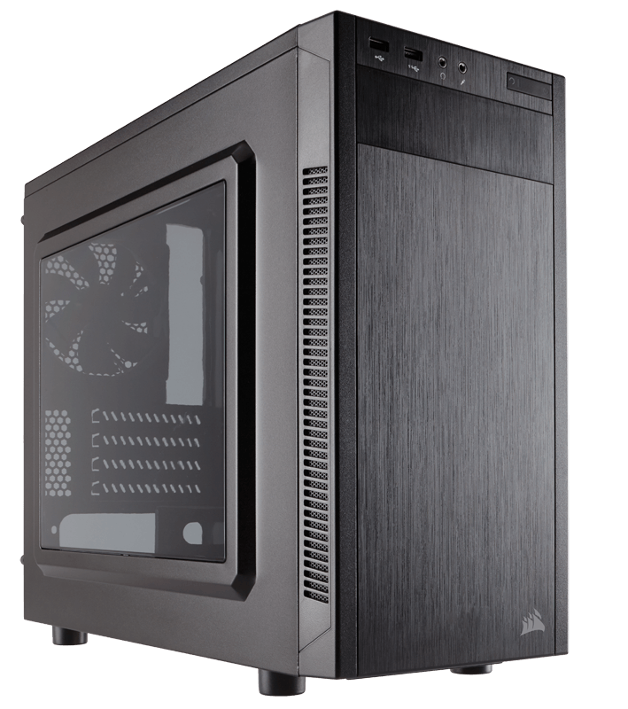 Corsair PC skříň Carbide Series 88R Mid-Tower MicroATX, větrák 120mm