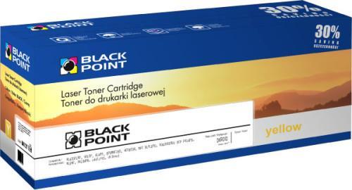 Toner Black Point LCBPH262Y   žlutý   11000 stran   HP CE262A