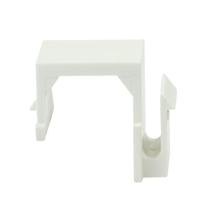 LOGILINK - Keystone Module Blank Cover, bílý, 10 ks