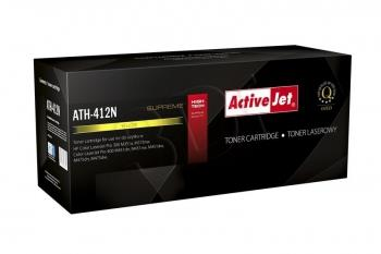 Toner ActiveJet ATH-412N | Yellow | 2600 str. | HP CE412A (305A)