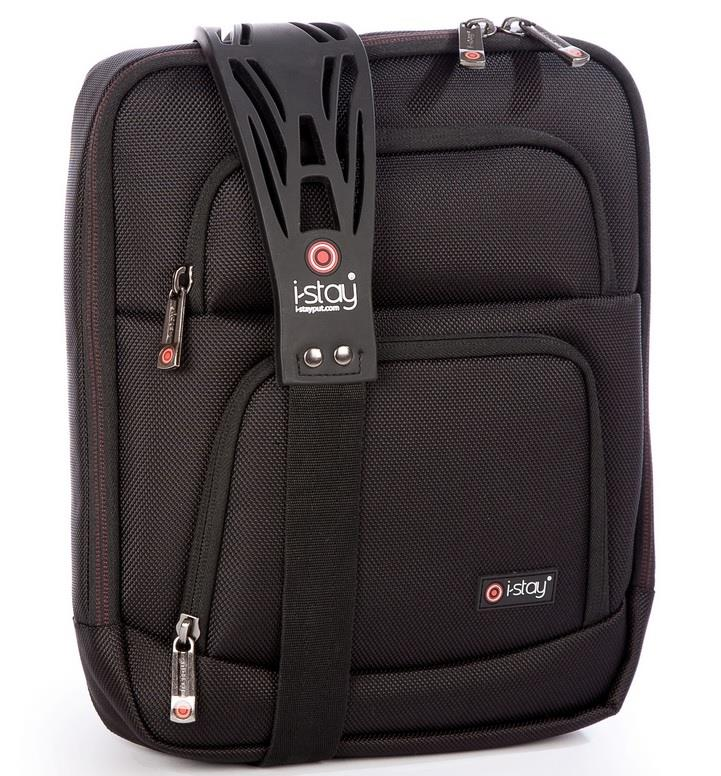 "i-stay Up to 12"" iPad/Tablet Bag Black"