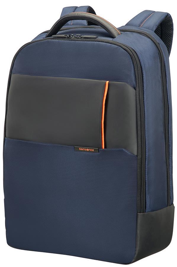 Backpack SAMSONITE 16N01006 QIBYTE 17,3'' comp, blue