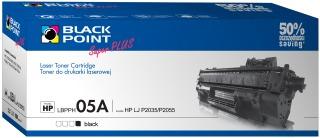 Toner Black Point LBPPH05A | Black | 4000 p. | HP CE505A