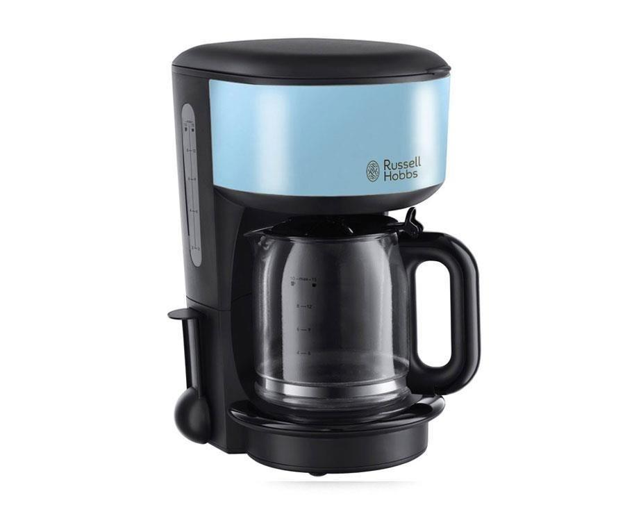 Kávovar Russell Hobbs 20136-56 Colours+ | černo-modrý