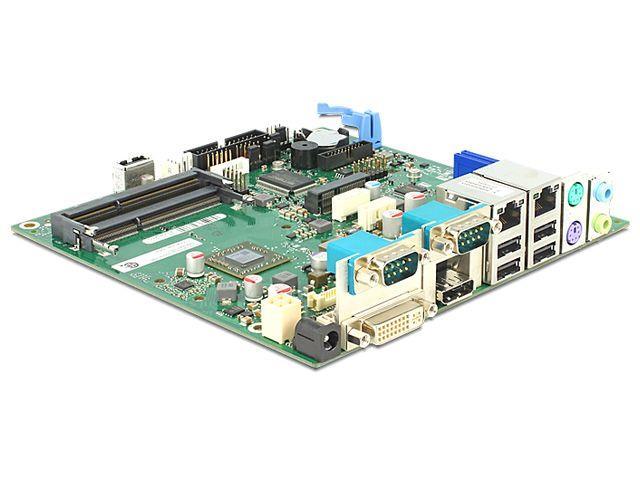 Delock Mainboard Fujitsu D3313-S1 INDUSTRIAL MINI ITX