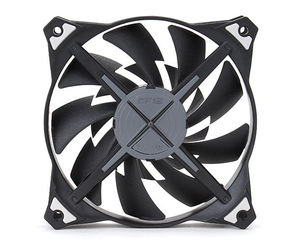 Zalman PC case Fan ZM-DF12 BL
