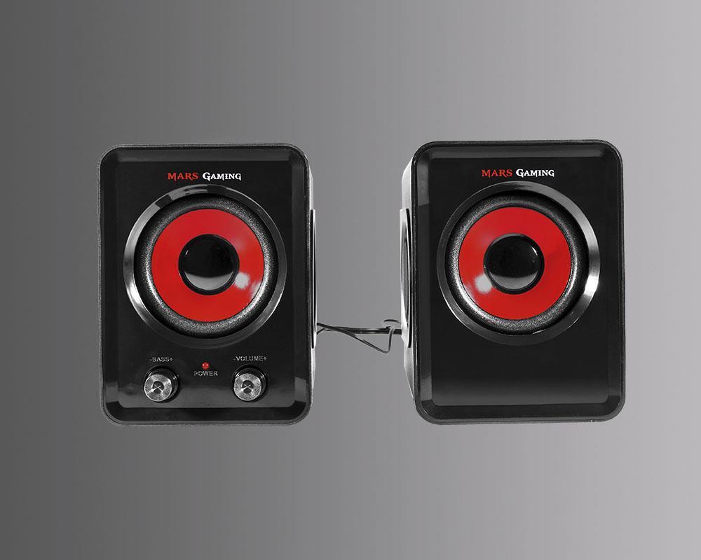 TACENS MARS GAMING MS3 Speakers 15W