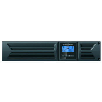 Power Walker UPS Line-Interactive 1000VA, 19'' RM, 8x IEC, RJ11/RJ45, USB, LCD