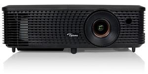 Optoma projektor W331 (Full 3D, WXGA, 3 300 ANSI, 22 000:1, HDMI, VGA, 2W speaker)