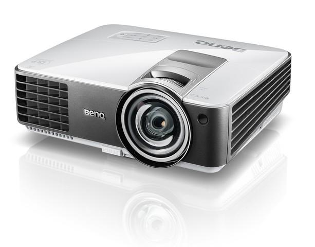 BenQ DLP Projektor MX819ST/XGA/3000ANSI/13000:1/LAN/HDMI/3D/1x10W repro
