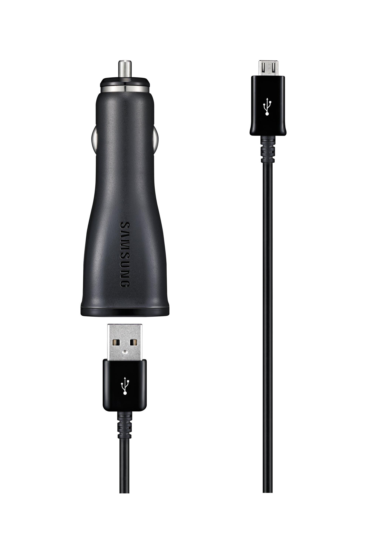 Samsung nabíječka do auta ECA-U21CBE, černá