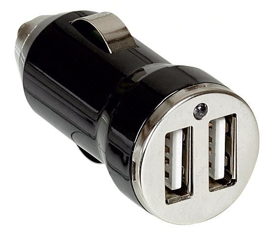 USB AUTONABÍJEČKA 2x 12V 2,1A