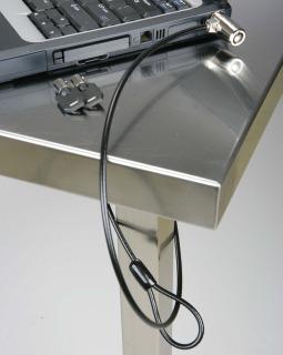 Kensington počítačový lankový zámek na klíč
