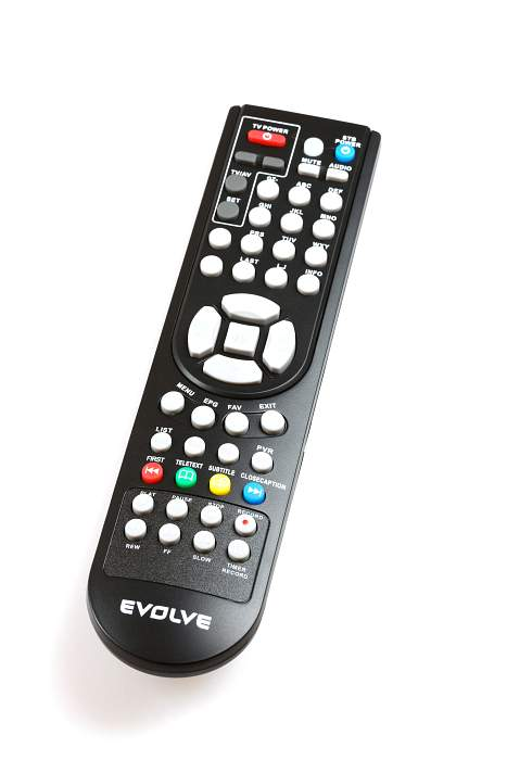 EVOLVEO Dálkový ovladač pro satelitní BlackStar HD