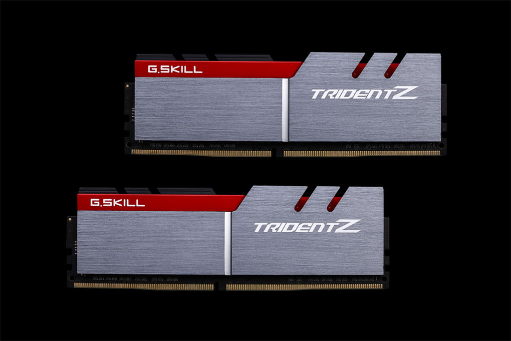 G.Skill Trident Z DDR4 16GB (2x8GB) 3200MHz CL14 1.35V XMP 2.0