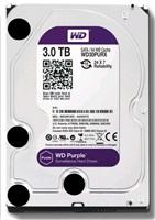 WD CAVIAR PURPLE WD30PURX 3TB SATA/600 64MB cache - AV recording