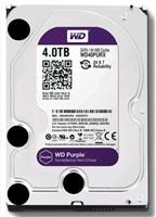 WD CAVIAR PURPLE WD40PURX 4TB SATA/600 64MB cache - AV recording