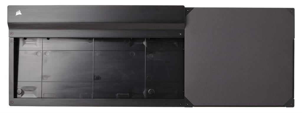 Corsair dokovací stanice pro klávesnici s podložkou pod myš (11 x 11cm)