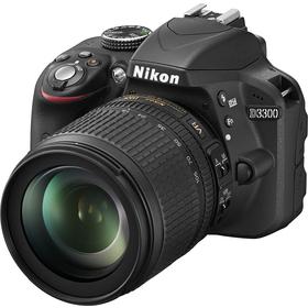 Zrcadlovka Nikon D3300 + 18-105 VR