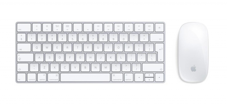 Magic iMack pack: Magic Mouse 2 + Magic Keyboard