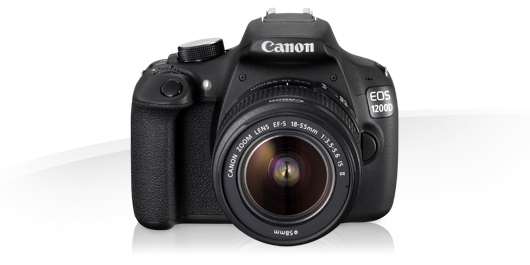 Canon EOS 1200D 18-55 IS