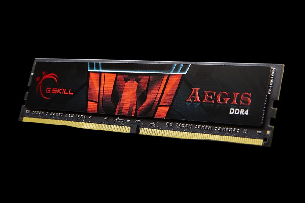 G.Skill Aegis DDR4 8GB 3000MHz CL16 1.35V XMP 2.0