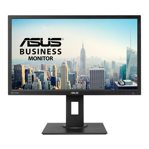 "24"" LED ASUS BE249QLBH - Full HD, 16:9, IPS, HDMI, DP, USB, repro"