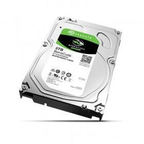 Internal HDD Seagate BarraCuda 3.5'' 3TB SATA3 5400RPM 256MB