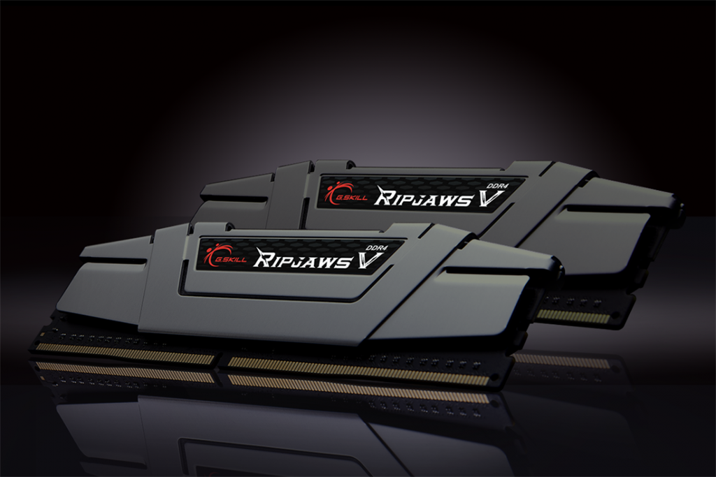 G.Skill RipjawsV DDR4 16GB (2x8GB) 3000MHz CL15 1.35V XMP 2.0 Black