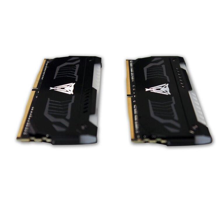 Patriot VIPER LED WHITE DDR4 16GB 3600MHz CL16 DUAL KIT (2 x 8GB)