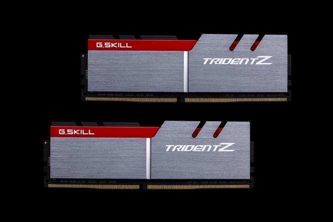 G.Skill Trident Z DDR4 8GB (2x4GB) 3000MHz CL15 1.35V XMP 2.0