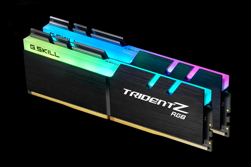 G.Skill Trident Z RGB DDR4 16GB (2x8GB) 3000MHz CL16 1.35V XMP 2.0
